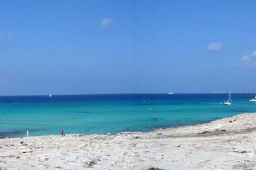 Formentera repülőjegy