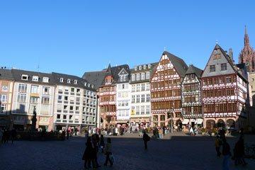 Frankfurt repülőjegy