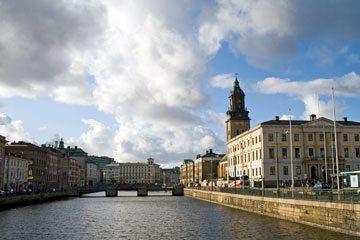Göteborg repülőjegy