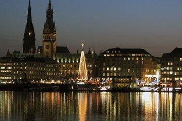 Hamburg repülőjegy