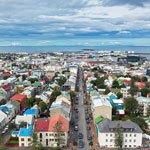 Izland repülőjegy