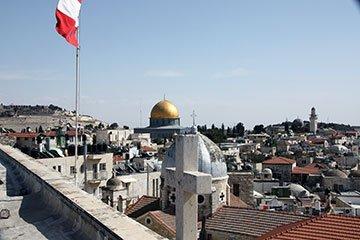 Jeruzsálem repülőjegy