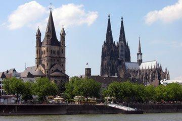 Köln repülőjegy