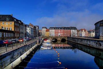Koppenhága repülőjegy