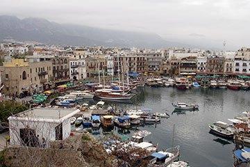 Kyrenia repülőjegy