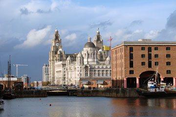 Liverpool repülőjegy