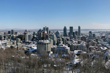 Montreal repülőjegy