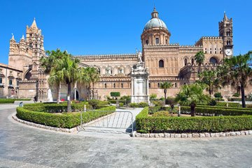 Palermo repülőjegy