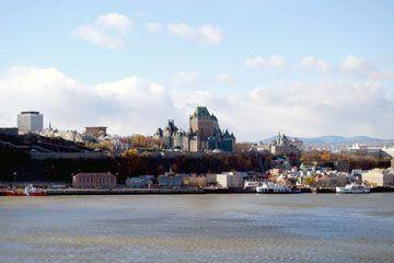 Quebec repülőjegy