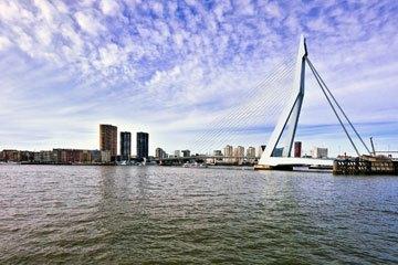 Rotterdam repülőjegy