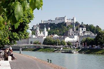 Salzburg repülőjegy