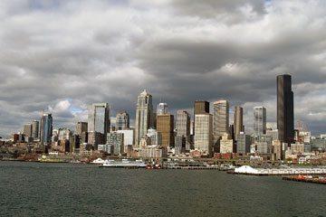 Seattle repülőjegy