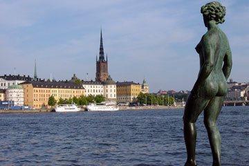 Stockholm repülőjegy