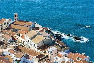Szicília repülőjegy
