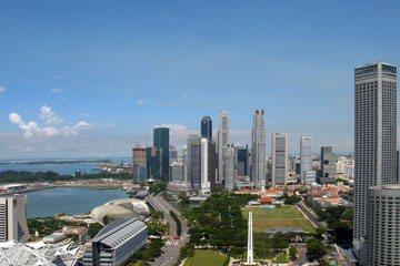 Szingapúr repülőjegy