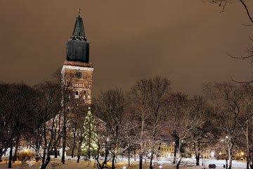 Turku repülőjegy