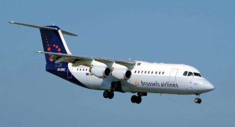 Brussels Airlines légitársaság
