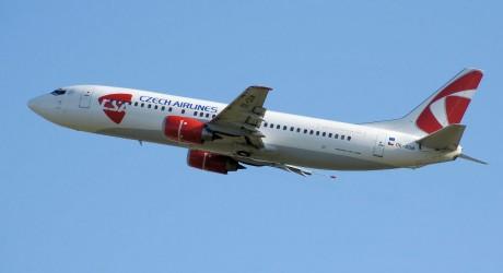 CSA Czech Airlines légitársaság