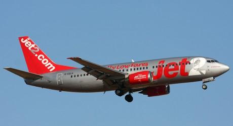 Jet2 fapados légitársaság