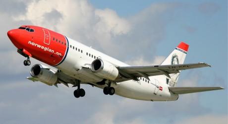 Norwegian Air Shuttle fapados légitársaság