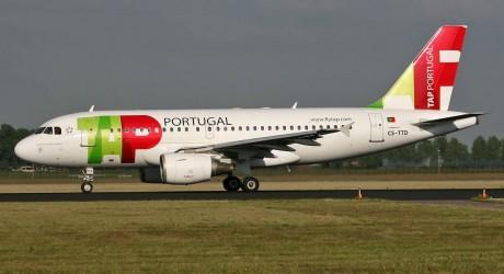 TAP - Air Portugal légitársaság