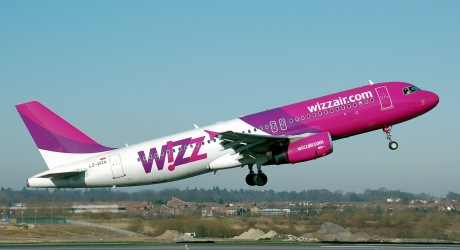 Wizzair fapados légitársaság